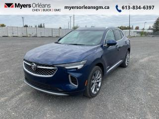 Used 2022 Buick Envision Avenir  - Sunroof for sale in Orleans, ON