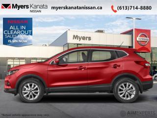 New 2021 Nissan Qashqai SV AWD  - Sunroof for sale in Kanata, ON