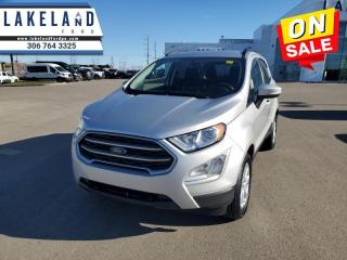 Used 2018 Ford EcoSport - $149 B/W for sale in Prince Albert, SK