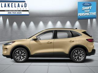 New 2021 Ford Escape Titanium Hybrid AWD  - Sunroof - $252 B/W for sale in Prince Albert, SK