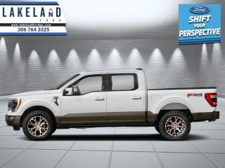 New 2021 Ford F-150 King Ranch  - $492 B/W for sale in Prince Albert, SK