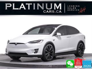 Used 2018 Tesla Model X P100D, AWD, 7PASS, AUTOPILOT, LUDICROUS, CAM, NAV for sale in Toronto, ON
