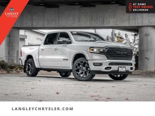 New 2022 RAM 1500 Limited  - Night Edition for sale in Surrey, BC