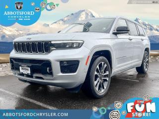 New 2021 Jeep Grand Cherokee L Overland  - $555 B/W for sale in Abbotsford, BC