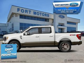 New 2021 Ford F-150 King Ranch  - Sunroof - $646 B/W for sale in Fort St John, BC