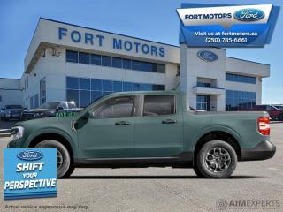 New 2022 Ford MAVERICK Lariat  - Power Moonroof - $326 B/W for sale in Fort St John, BC