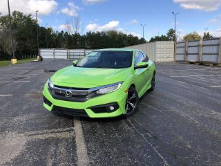 Used 2016 Honda Civic Touring 2WD for sale in Cayuga, ON