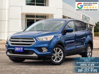 Used 2017 Ford Escape SE for sale in Oakville, ON