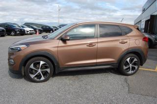 Used 2016 Hyundai Tucson Limited for sale in Corner Brook, NL