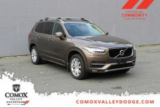 Used 2017 Volvo XC90 AWD 5dr T5 Momentum for sale in Courtenay, BC