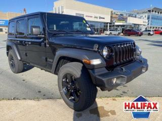 New 2021 Jeep Wrangler Unlimited Sport Altitude for sale in Halifax, NS