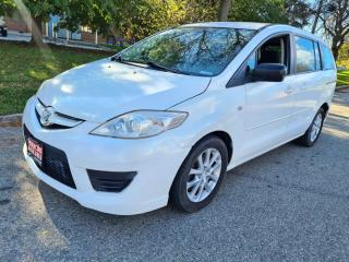 Used 2008 Mazda MAZDA5 4dr Wgn Auto Sport for sale in Mississauga, ON