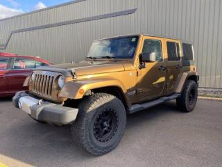 Used 2011 Jeep Wrangler Unlimited 70th Anniversary for sale in Charlottetown, PE