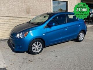 Used 2014 Mitsubishi Mirage SE* Remote Starter/Heated Seats/Only 62,130 km for sale in Winnipeg, MB