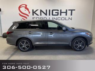 Used 2019 Infiniti QX60 PURE for sale in Moose Jaw, SK