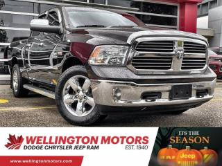 Used 2017 RAM 1500 Big Horn for sale in Guelph, ON