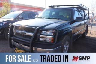 Used 2003 Chevrolet Silverado 1500 LT *** As Traded / Mechanics Special *** for sale in Saskatoon, SK