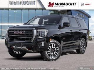 New 2021 GMC Yukon AT4 for sale in Winnipeg, MB