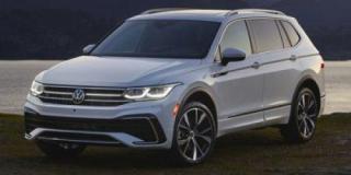 New 2022 Volkswagen Tiguan Highline R-line for sale in Winnipeg, MB