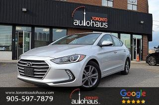 Used 2017 Hyundai Elantra GL I ANDROID NAVI I BSM I CAM for sale in Concord, ON