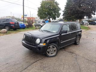 Used 2009 Jeep Patriot **CERTIFIED**3 YEAR WARRANTY** for sale in Kitchener, ON