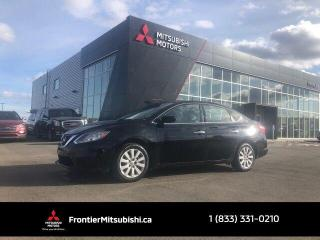 Used 2017 Nissan Sentra S for sale in Grande Prairie, AB