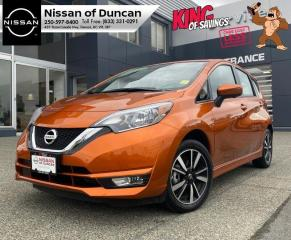 Used 2018 Nissan Versa Note SR for sale in Duncan, BC