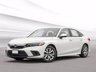 New 2022 Honda Civic SEDAN LX for sale in Bridgewater, NS