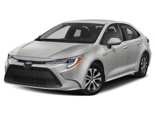 New 2022 Toyota Corolla Hybrid for sale in Portage la Prairie, MB
