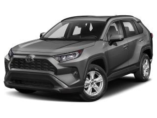 New 2021 Toyota RAV4 XLE AWD for sale in Portage la Prairie, MB