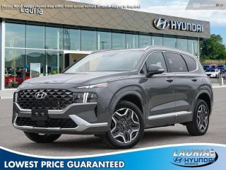 New 2022 Hyundai Santa Fe 2.5T AWD Ultimate Calligraphy for sale in Port Hope, ON