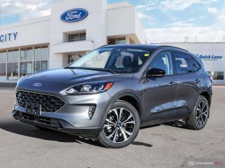 New 2021 Ford Escape SE for sale in Winnipeg, MB