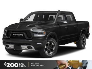 Used 2019 RAM 1500 Black 2019 Ram 1500 Sport/Rebel 4WD 8-Speed Automatic HEMI 5.7L V8 VVT for sale in North York, ON