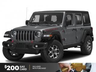 Used 2018 Jeep Wrangler Unlimited Rubicon Odometer is 11806 kilometers below market average! for sale in North York, ON
