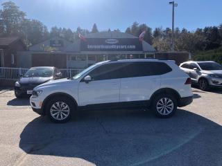 Used 2019 Volkswagen Tiguan Trendline for sale in Flesherton, ON