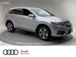 Used 2017 Acura RDX Elite at for sale in Burnaby, BC