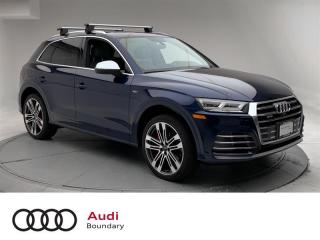 Used 2018 Audi SQ5 3.0T Technik quattro 8sp Tiptronic for sale in Burnaby, BC