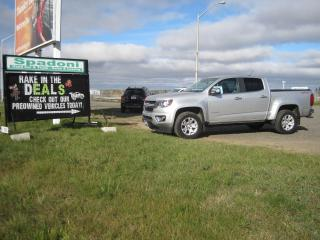 Used 2016 Chevrolet Colorado Make us an offer for sale in Thunder Bay, ON