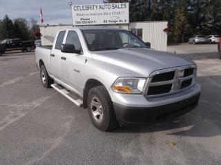 Used 2009 Dodge Ram 1500 4X4 4 DOOR for sale in Elmvale, ON
