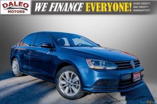 Used 2016 Volkswagen Jetta Trendline / POWER MOONROOF / BACK UP CAMERA / USB for sale in Hamilton, ON