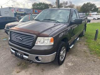 Used 2006 Ford F-150 XLT Triton 8 Ft box for sale in Mississauga, ON