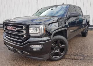 Used 2018 GMC Sierra 1500 SLE Elevation CREW CAB Z71 4x4 for sale in Kitchener, ON