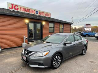 Used 2016 Nissan Altima 2.5 S for sale in Truro, NS