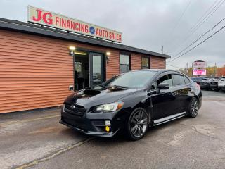 Used 2017 Subaru WRX Sport-tech for sale in Truro, NS