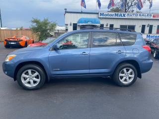Used 2008 Toyota RAV4 LIMITED  for sale in Stoney Creek, ON
