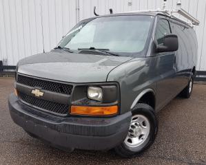 Used 2011 Chevrolet Express *LADDER RACK* for sale in Kitchener, ON