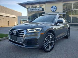 Used 2019 Audi Q5 Technik 4dr AWD quattro Sport Utility for sale in Burlington, ON