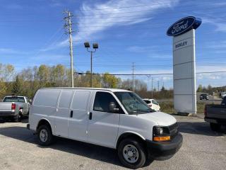 Used 2017 Chevrolet Express Cargo Van for sale in Huntsville, ON