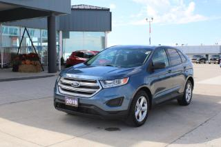 Used 2018 Ford Edge SE ALL WHEEL DRIVE for sale in Tilbury, ON