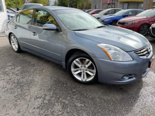 Used 2010 Nissan Altima 3.5 SR/LEATHER/ROOF/LOADED/ALLOYS++ for sale in Scarborough, ON